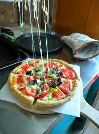 伊佰愙清真披萨汉堡王