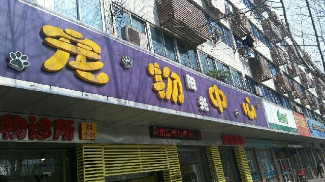 阳光宠物医疗连锁(天宁店)