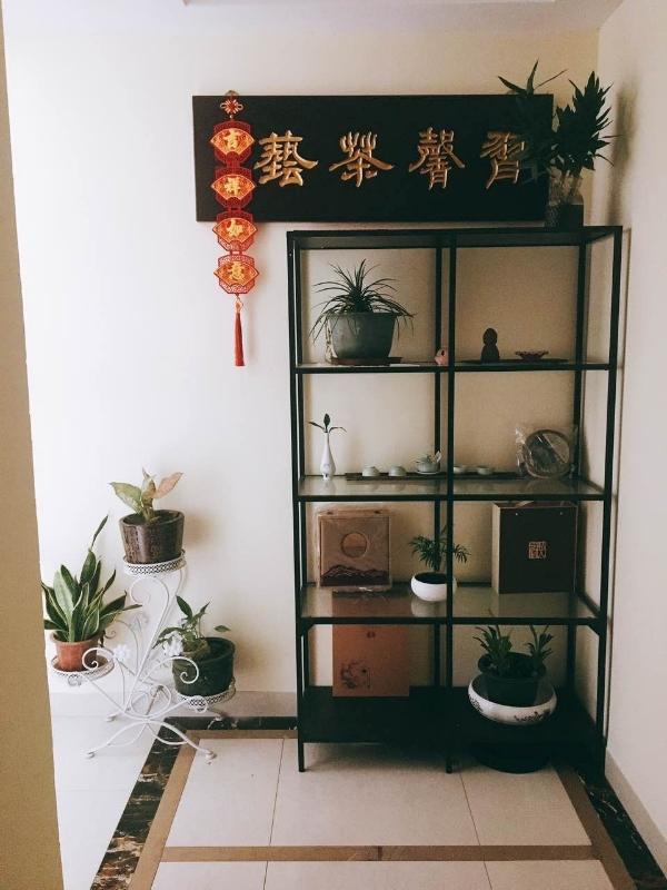 温馨茶艺--柒月艺术生活馆