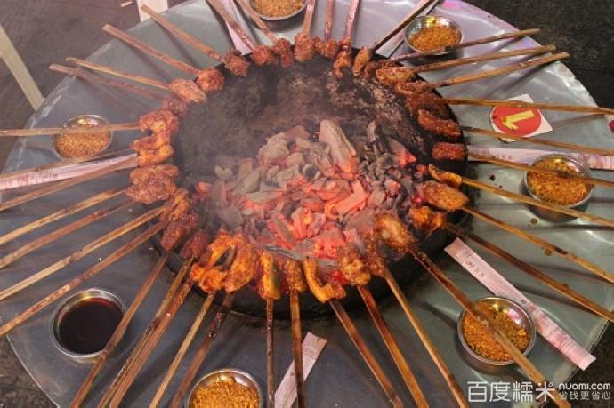 凉山火盆烧烤