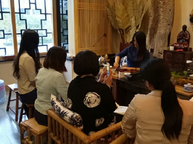 圣桂茶艺培训学校