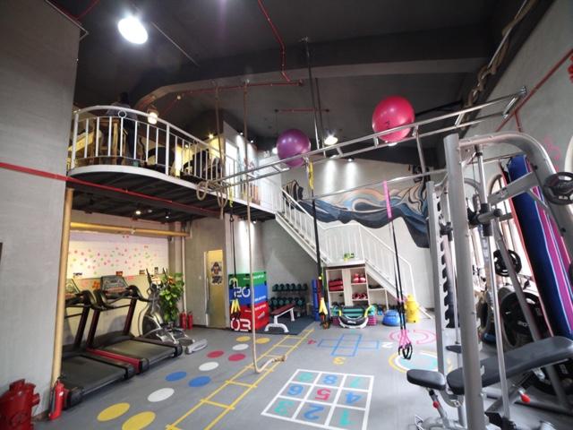 康提健身私人工作室