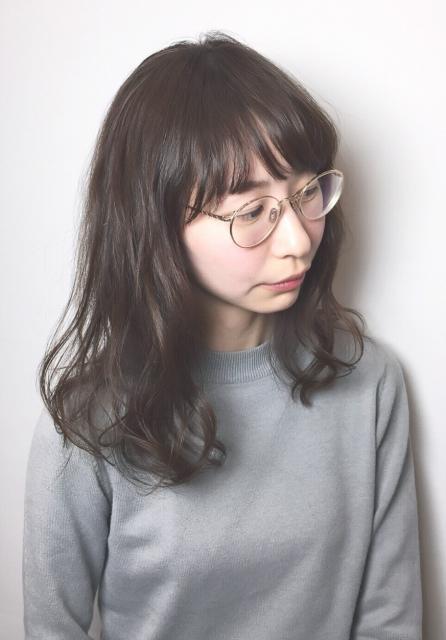 发量轻薄的杏仁脸女生试试这款造型哟!图片