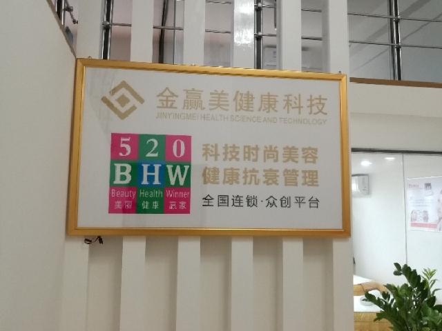 金赢美BHW520科技美容