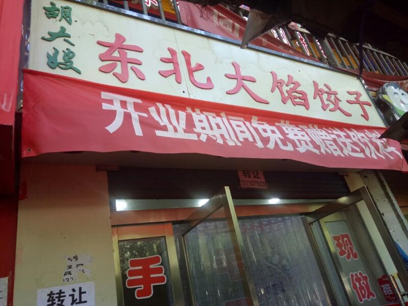 胡大嫂东北大馅饺子