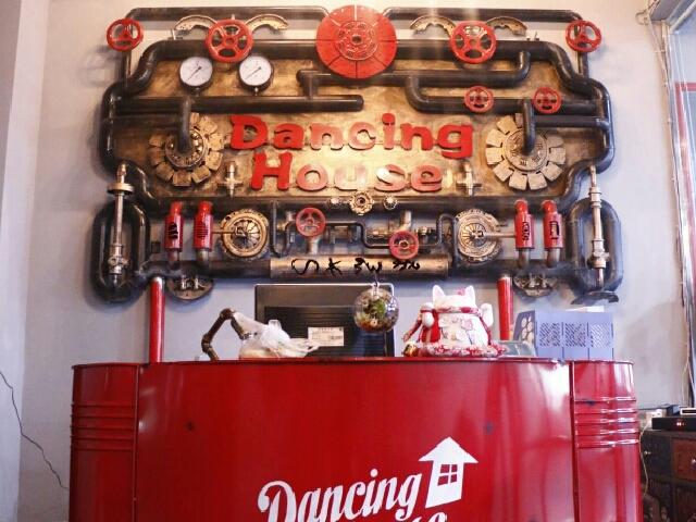 DancingHouse舞蹈生活馆(锦华万达店)