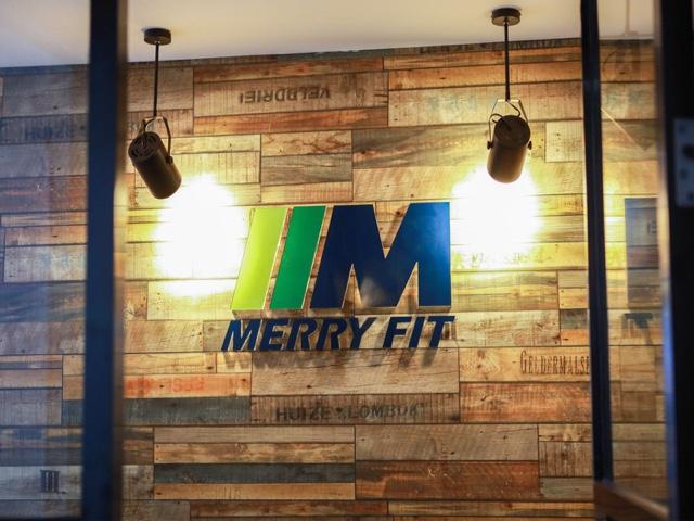 Merry Fit健身管理工作室