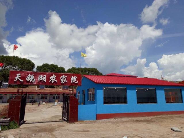 天鹅湖农家院(沽源店)