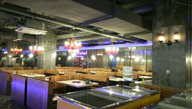 鑫滏汇海鲜烤肉火锅自助