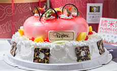 花语蛋糕(湖东路店)