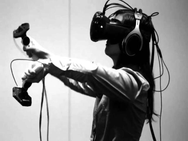 J·VR虚拟现实体验馆(黑科技游戏体验店)