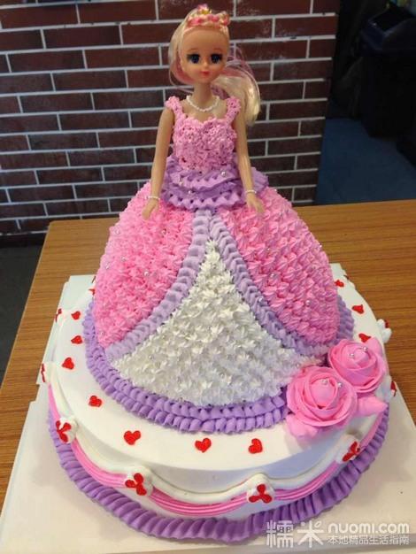 芭比娃娃蛋糕: 芭比娃娃蛋糕: 『图片仅供参考,具体以实物为准』图片