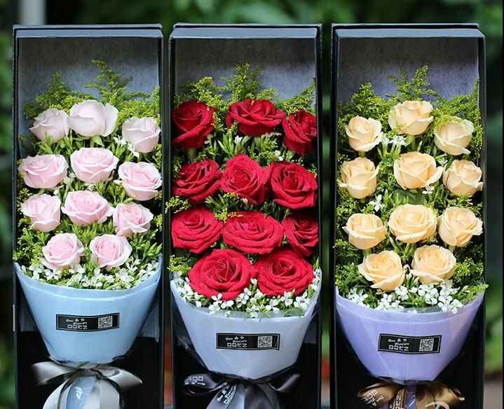 520鲜花(木易花房店)