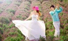时尚新娘婚纱摄影