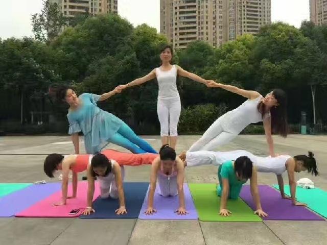 爱瑜伽健身馆