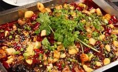 巫山烤鱼4人套餐