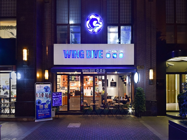 WINGDIVE蓝翼潜水