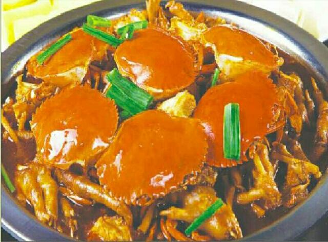 胖哥肉蟹煲(胜利路店)