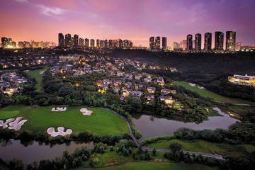 重庆保利花园皇冠假日酒店 高级房