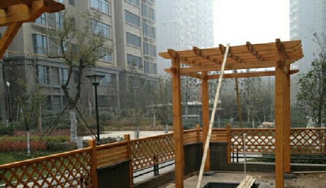 锦辉防腐木