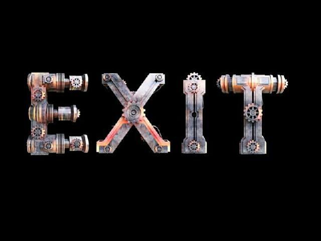 EXIT真人密室