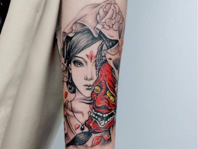 忆刺青纹身