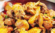 焖煌尚黄焖鸡米饭