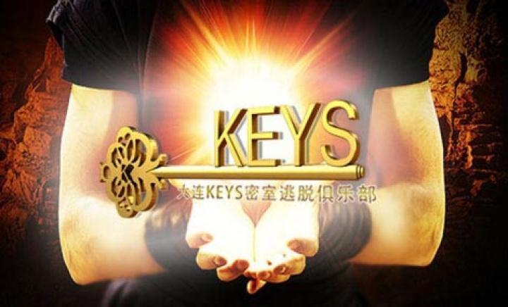 大连KEYS密室逃脱 - 大图