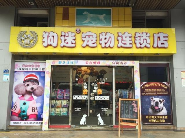 狗迷宠物连锁店(上社枫叶路店)