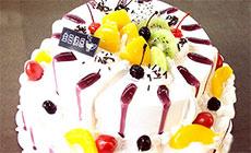 梦幻紫蛋糕86元蛋糕