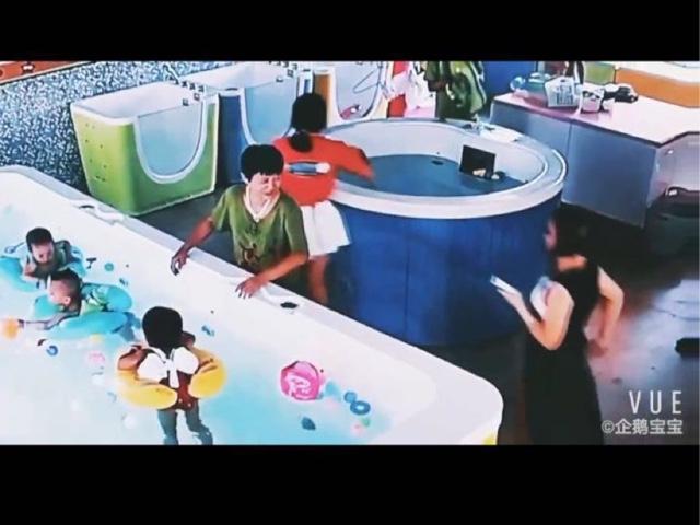 企鹅宝宝婴童游泳馆(万科店)