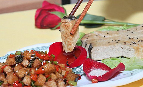 福缘阁素食餐厅