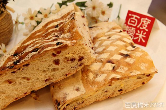 健康面包法式芝士面包图片
