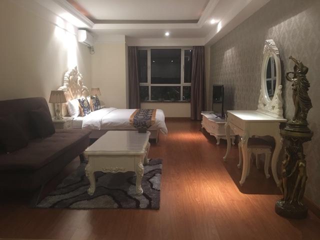 乾道酒店式公寓(青年大街佳兆业店)