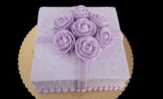 生日蛋糕8寸套餐
