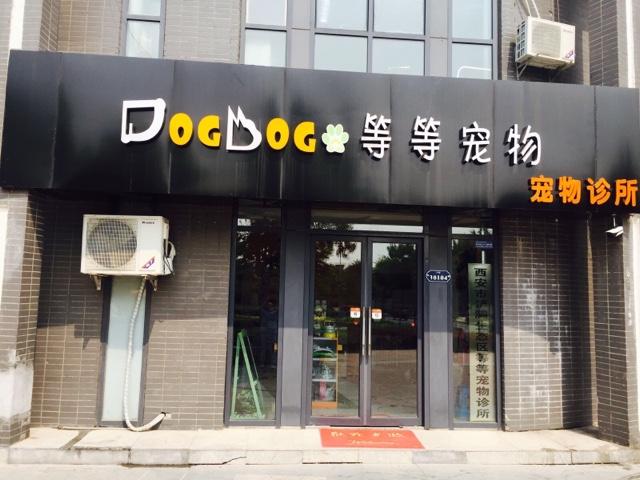 DOGDOG等等宠物医院