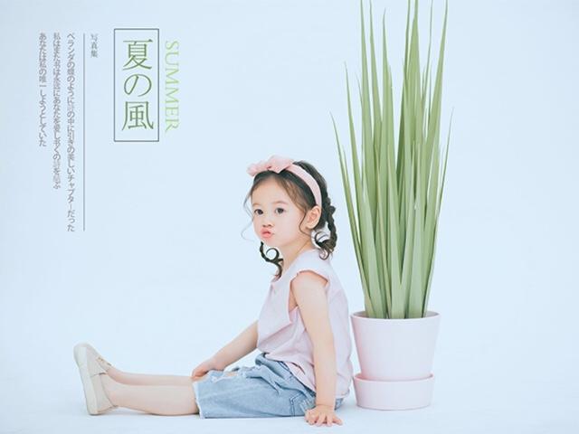 芳妮豆丁儿童摄影(百步亭金桥汇店)