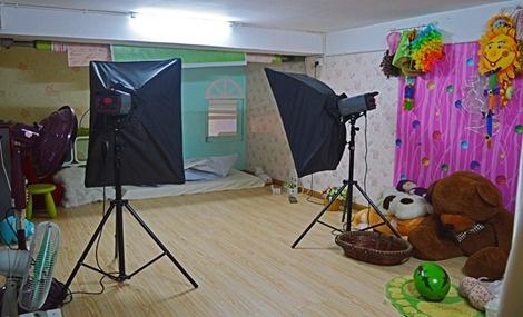 我骄傲宝贝专业儿童摄影中心