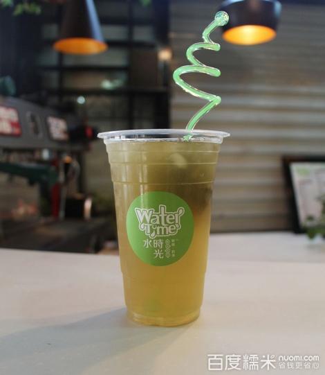 沁心薄荷绿茶