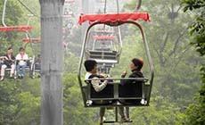 中山公园观光索道