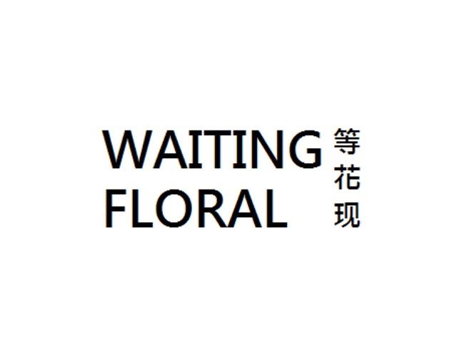 WaitingFloral等花现
