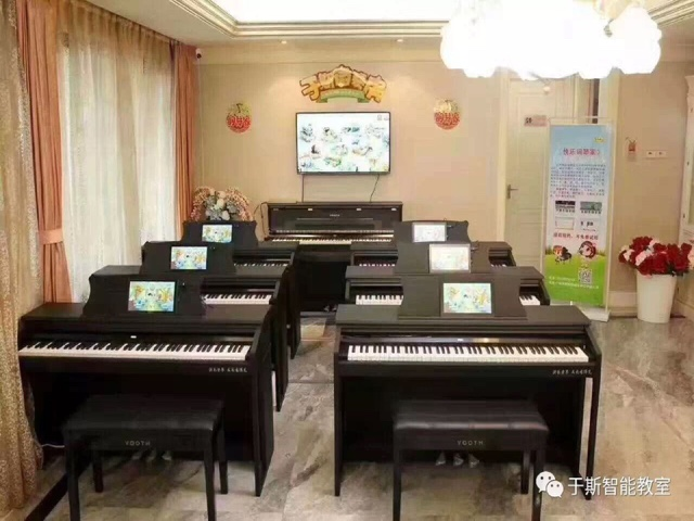 大象智能钢琴教室(大象钢琴教室东郊记忆店)