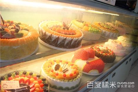 鑫利来蛋糕店(龙江路店)