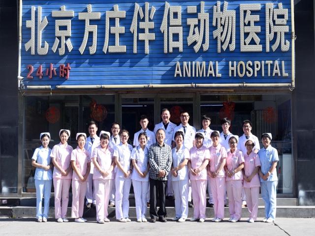 方庄伴侣动物医院24小时