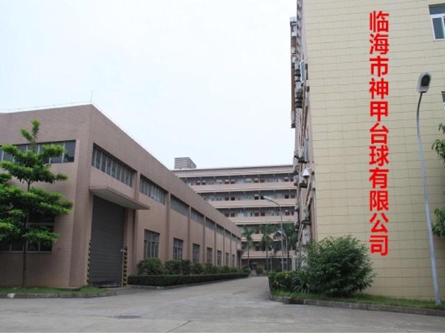神甲台球(临海店)