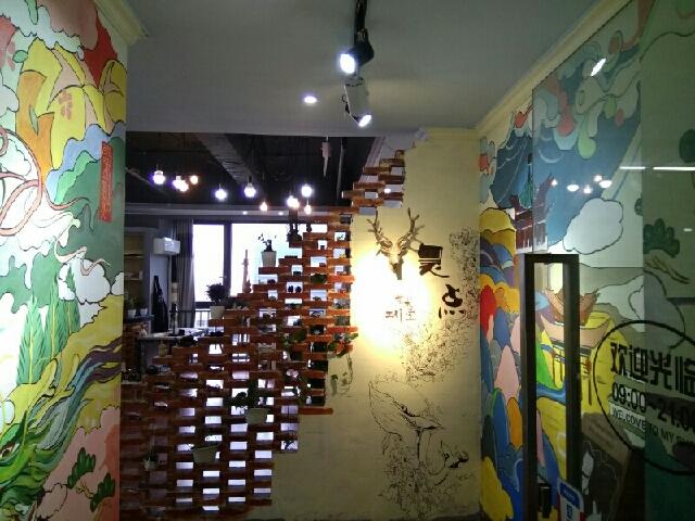 灵点艺术绘画(万达广场店)