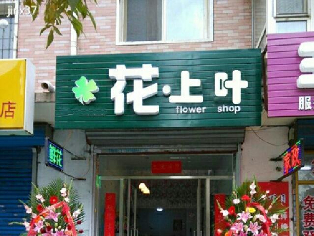 叶上花(双井店)