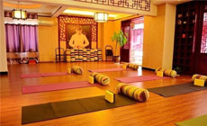 悠之然瑜伽生活馆