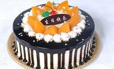 生日蛋糕12寸套餐