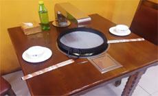 韩盛园自助煎肉火锅